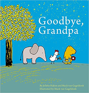 Goodbye, Grandpa - a bookwrap