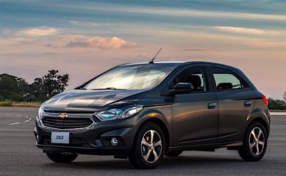 All New Chevrolet Onix 2018 Autoline99