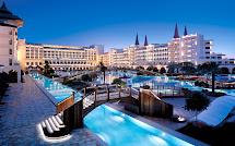 World Visits Mardan Palace Luxury Hotel In Turkey