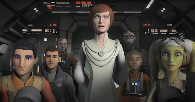 Star Wars Rebels (Animação/Disney XD)
