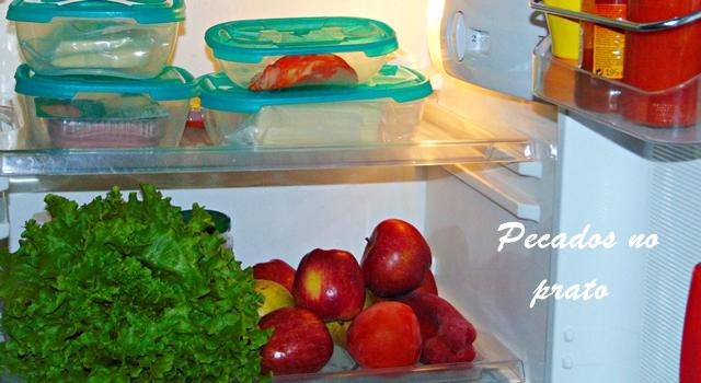 Alimentos que deve retirar do seu frigorifico