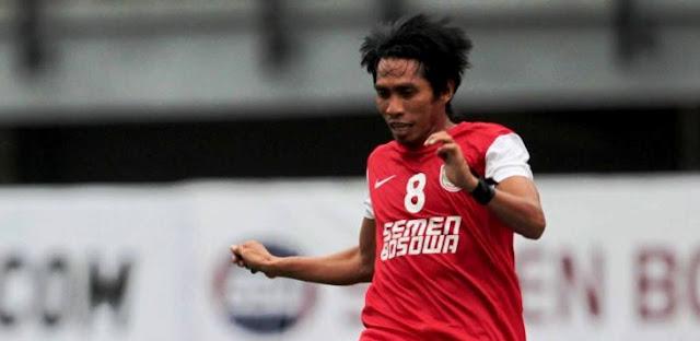 Syamsul Chaeruddin Senang Bisa Cetak Gol Perdana untuk PSM