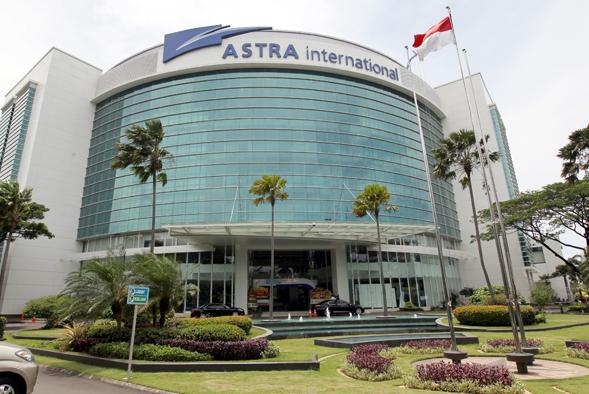 Lowongan Kerja PT. Astra International