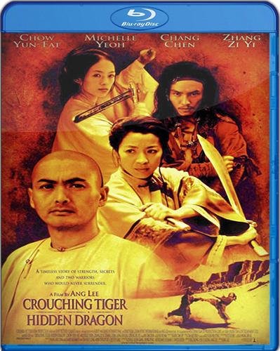 Crouching Tiger, Hidden Dragon [2000] [BD25] [Remastered] [Subtitulado]