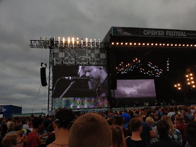 Organek, Open'er Festival 2018