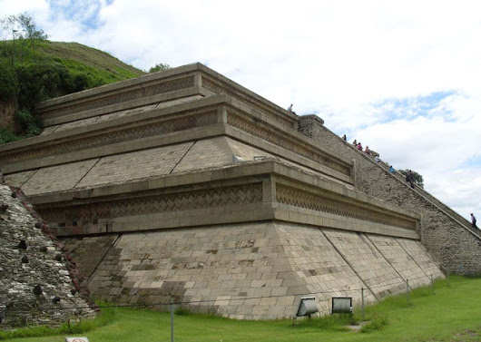The World's Largest Pyramid is Hidden Under a Mountain in Mexico