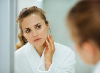 Masque pour enlever les taches sur le visage