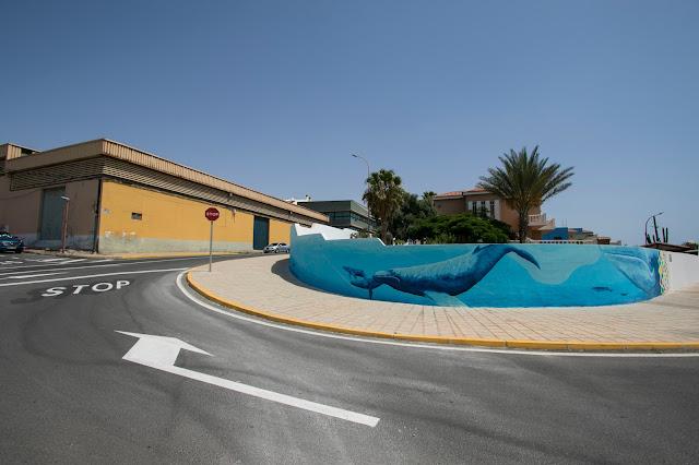 Puerto del Rosario-Murales-Fuerteventura
