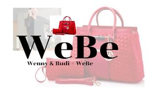 Cerita sukses dibalil Merek Webe yang diambil dari nama si pembaut dan sang suami