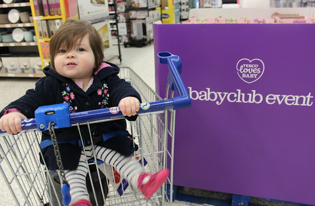Save Money With Tesco Baby Club Event Review