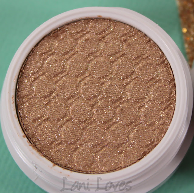 ColourPop Super Shock Shadow - Un Swatches & Review