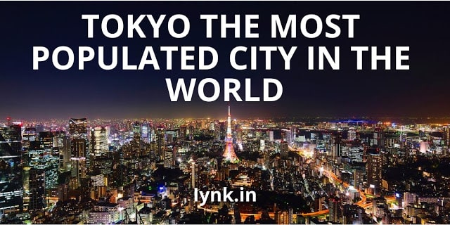 tokyo, population, weather