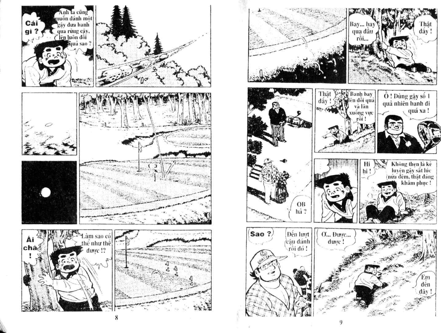 Ashita Tenki ni Naare chapter 16 trang 3