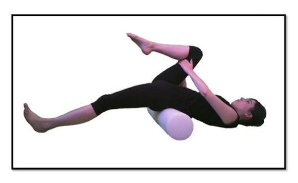 Single Leg Half Bridge Circles