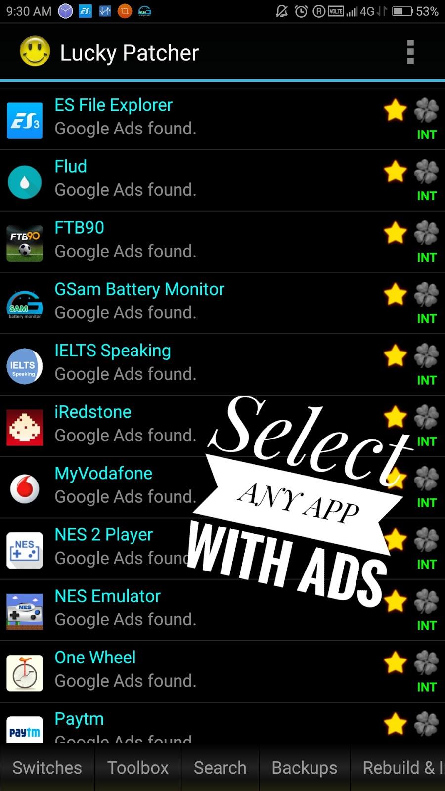lucky patcher app  from google