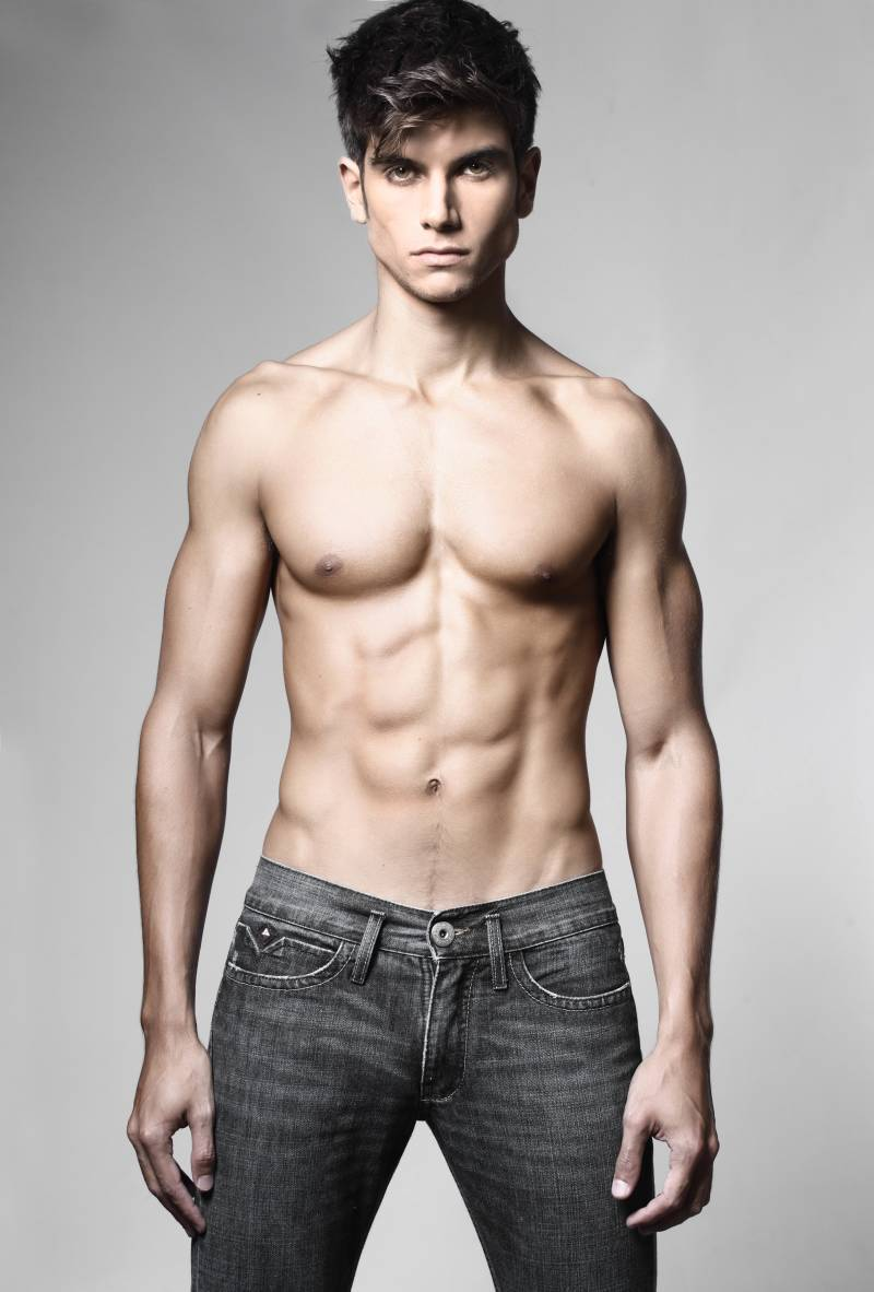 brazilian nude male models