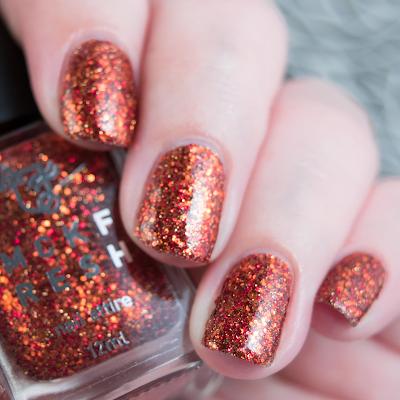Mckfresh Nail Attire - Opal Fires Blaze | Sparkle Sparkle 2.0