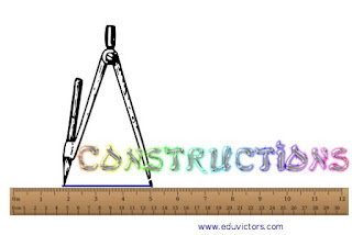 CBSE Class 9 - Mathematics - CH 11 - Constructions - Very Short Questions and Answers (#CBSEClass9Notes)