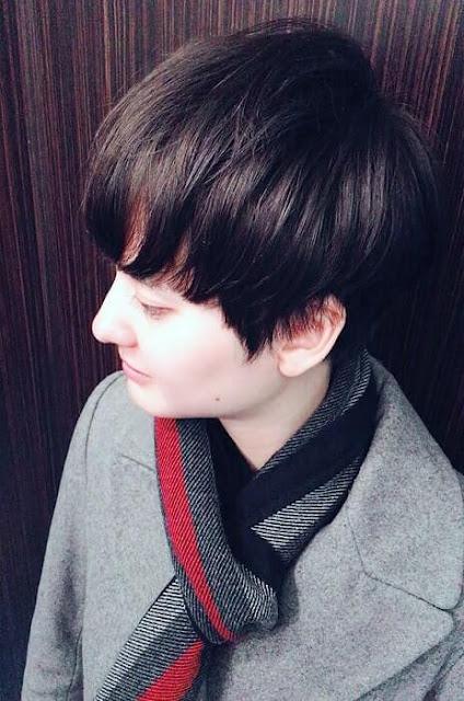 Winter hair styles