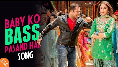 Baby Ko Bass Pasand Hai Song Lyrics SULTAAN| SALMAN KHAN