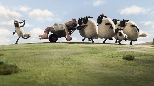 Aardman's Shaun The Sheep movie