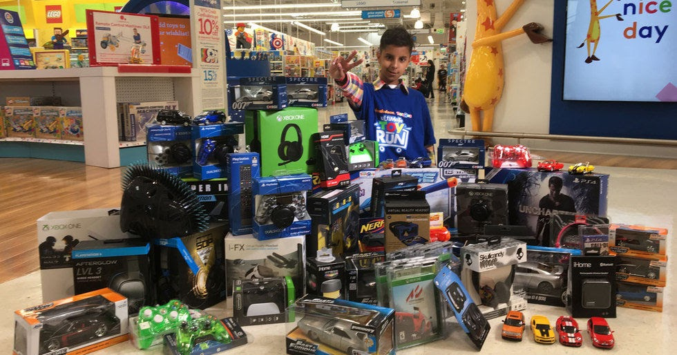 Nickalive Christmas Comes Early For Durban 11 Year Old