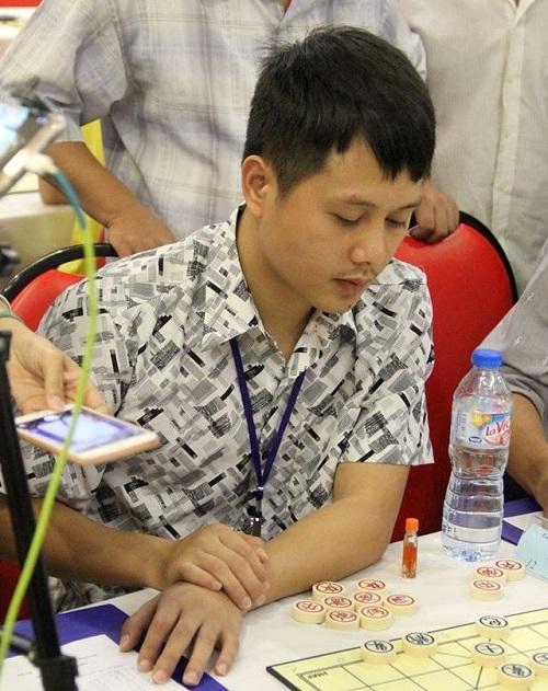 Tân vô địch cờ tướng toàn quốc - kỳ thủ Đặng Hữu Trang