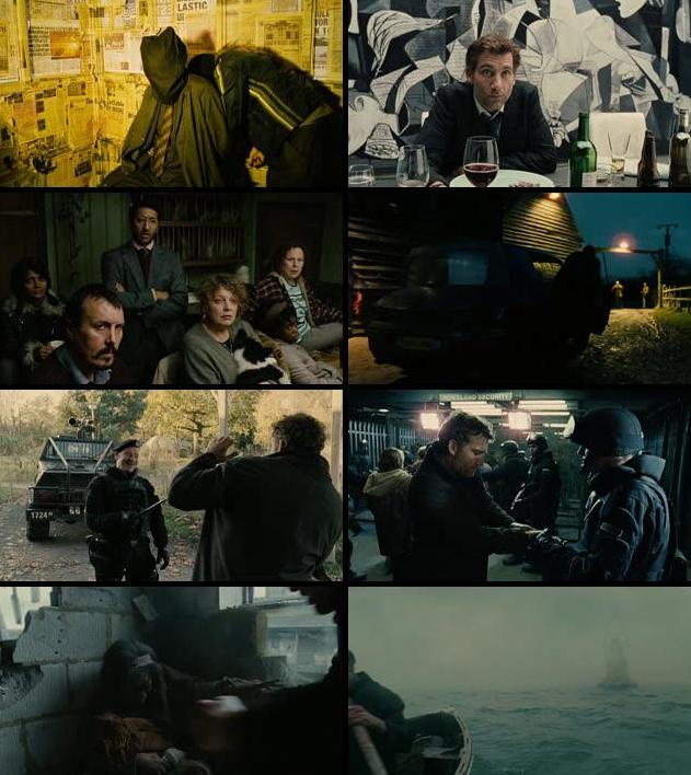 Children of Men 2006 Dual Audio Hindi 720p BRRip 800mb