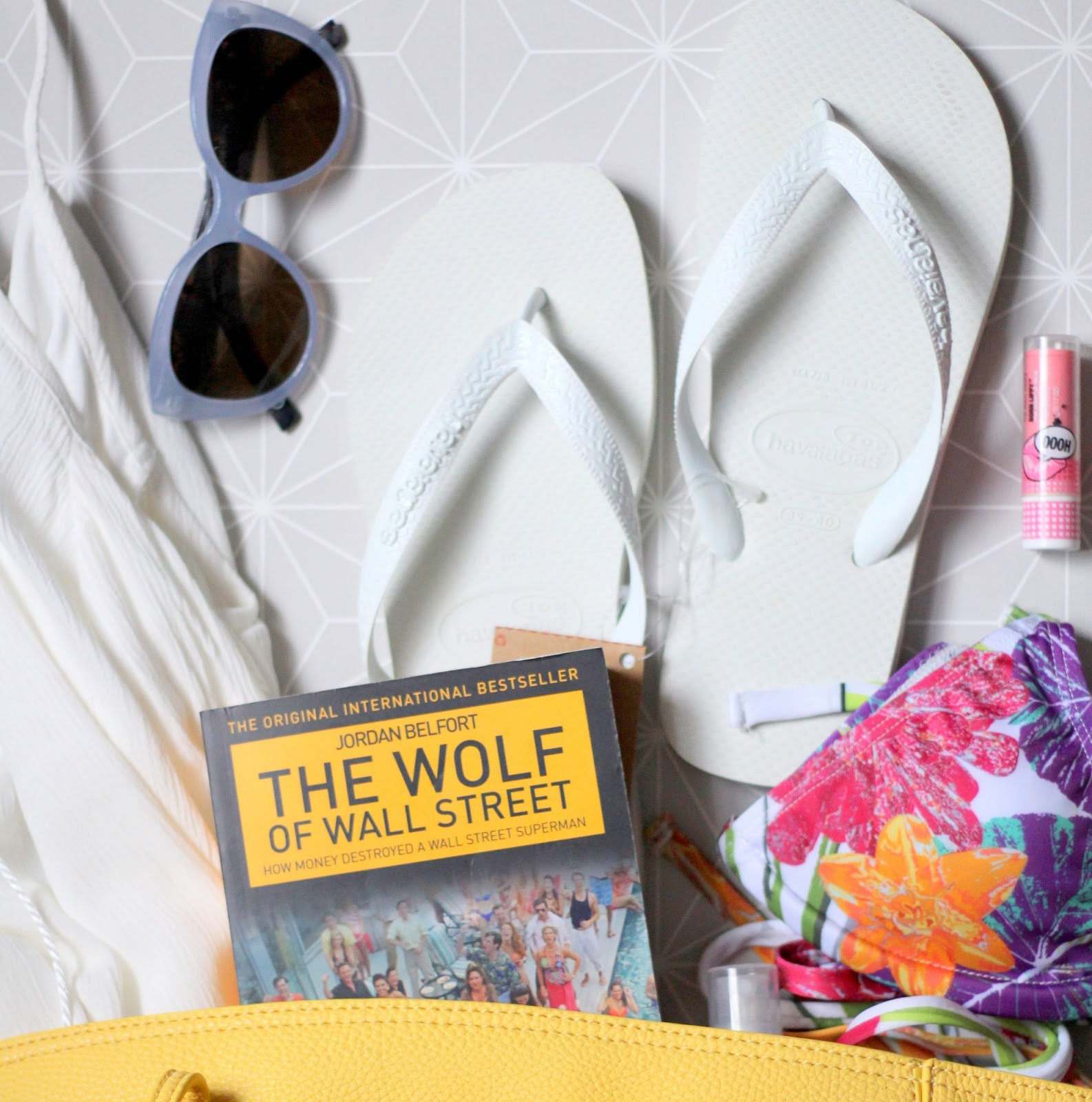 Beach Essentials & Giveaway