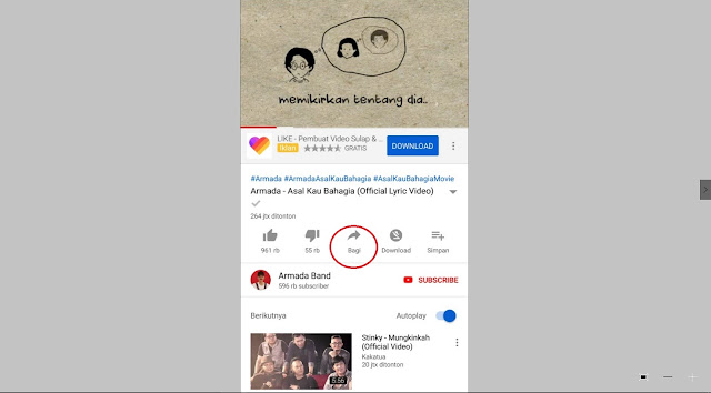 Download Lagu Dari Youtube