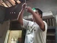 Heboh, Pria di Jakarta ini Gantung Diri Sambil Live di FB, Sempat Curhat