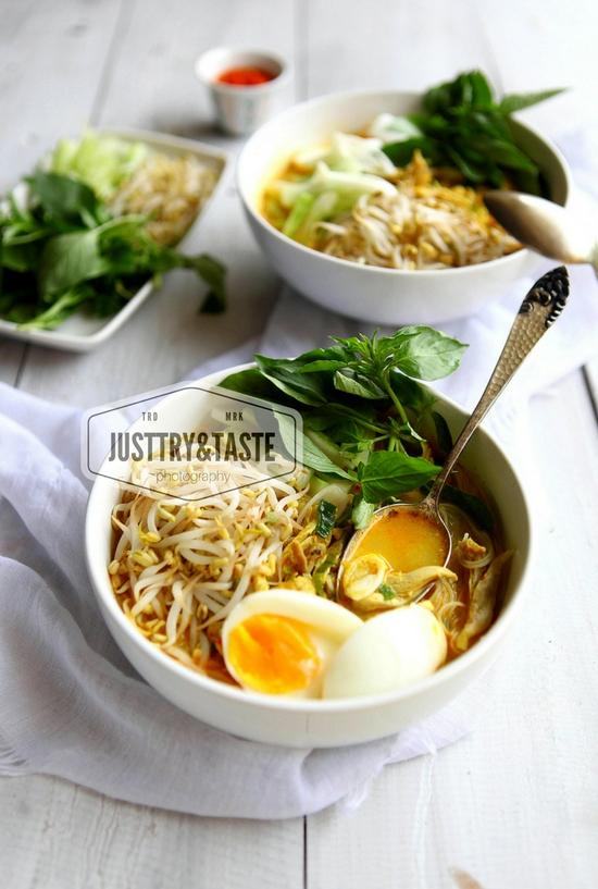 Resep Laksa Ayam Betawi