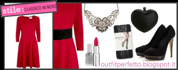 wholesale dealer ab8bb 84ec0 Outfit Perfetto: Come abbinare un VESTITO ROSSO - Speciale ...