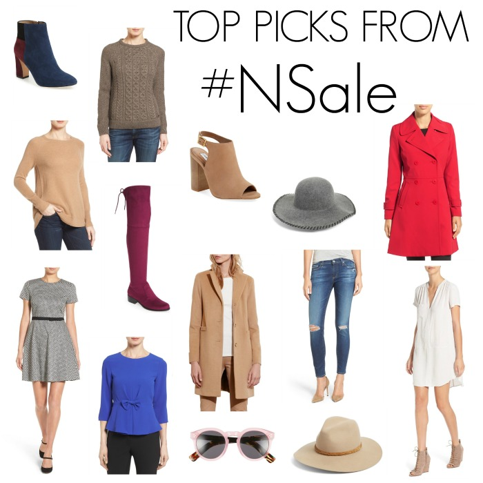 The Nordstrom Anniversary Sale - My Nordstrom Anniversary Sale Early Access Picks by popular New York fashion blogger Covering the Bases