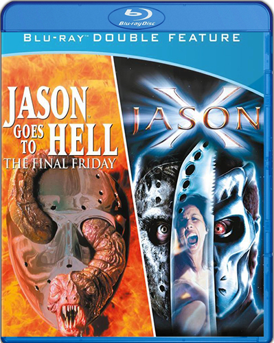 Jason Goes to Hell: The Final Friday. Jason X [1993 – 2001] [BD25] [Latino]
