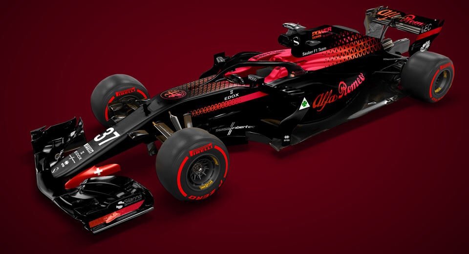 fingers crossed the alfa romeo sauber f1 car looks this nice car news. Black Bedroom Furniture Sets. Home Design Ideas