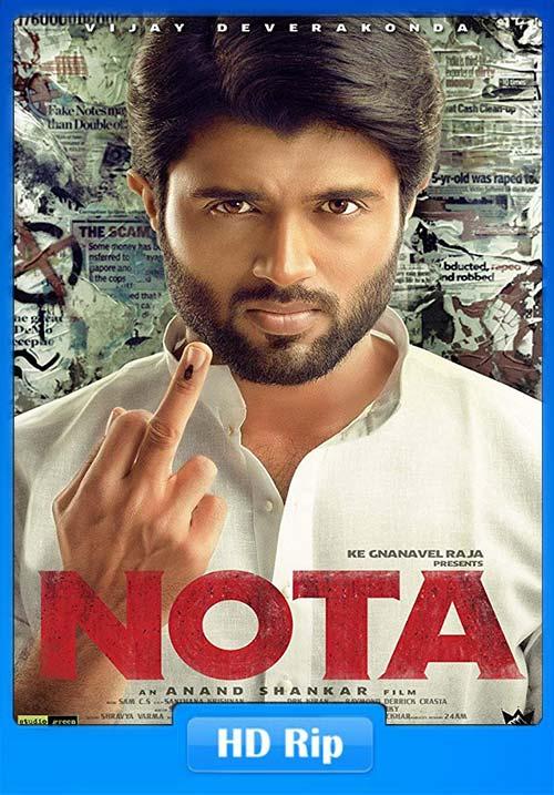 Nota 2018 Tamil 720p HDRip x264 | 480p 300MB | 100MB HEVC