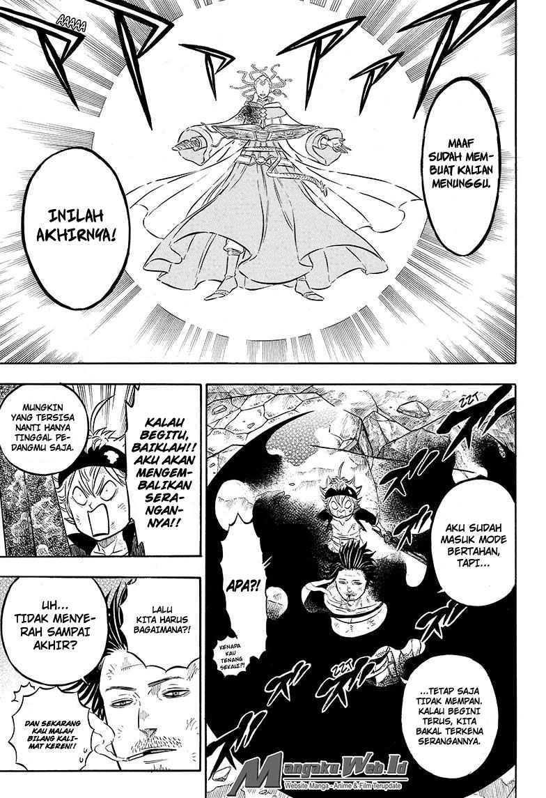 Manga Black Clover Chapter 50 bahasa indonesia