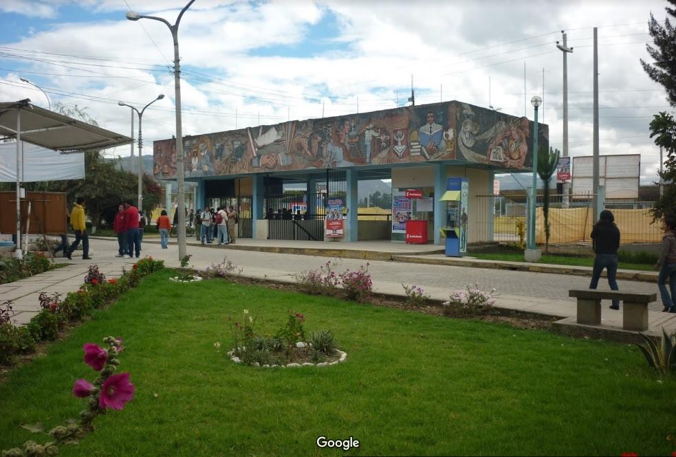 Universidad Nacional de Cajamarca - UNC