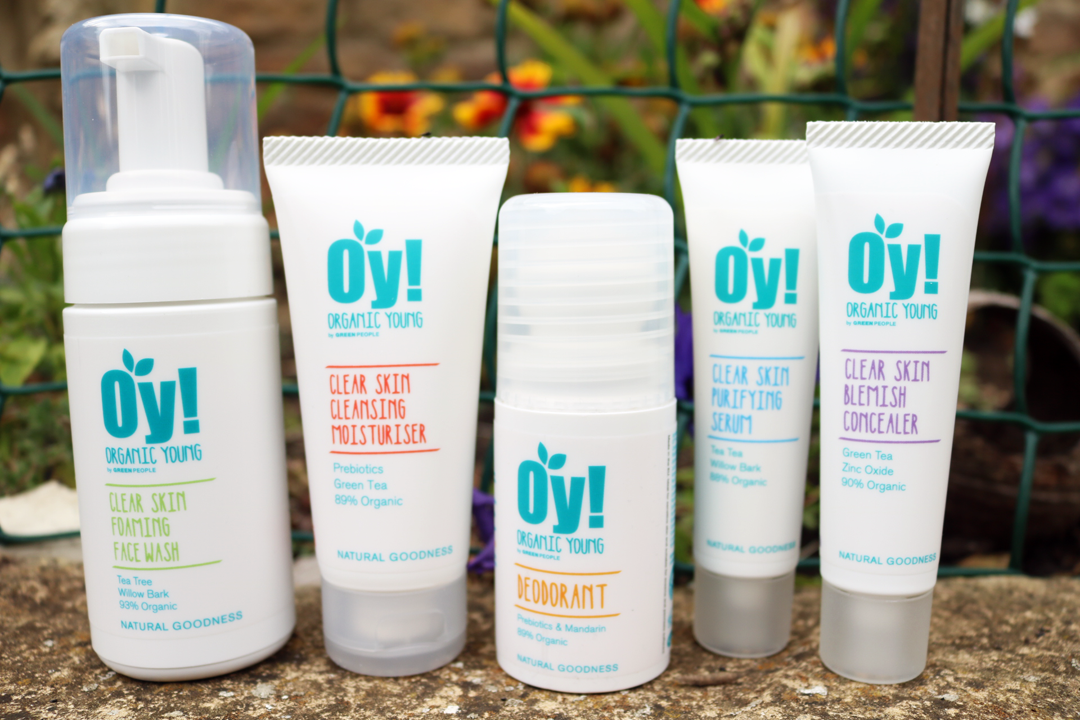 Oy! Skincare Set from Green People