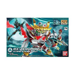 Bandai 30361 0483624 Gunpla Gundam SDBD RX-Zeromaru Model Kit