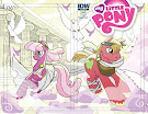 My Little Pony Friendship is Magic #9 Comic Cover Double Variant