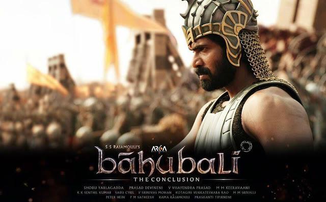 Bahubali 2 Movie mp3 Songs