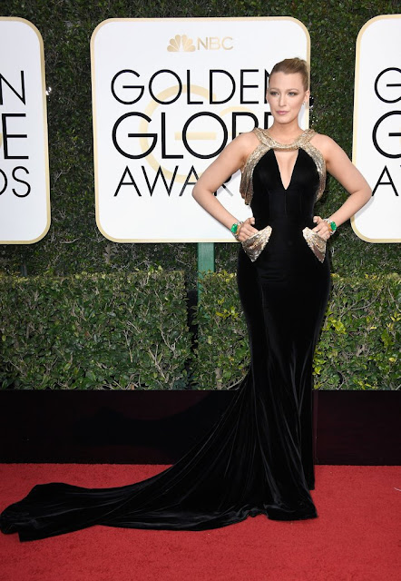 Golden Globes 2017, Blake Lively