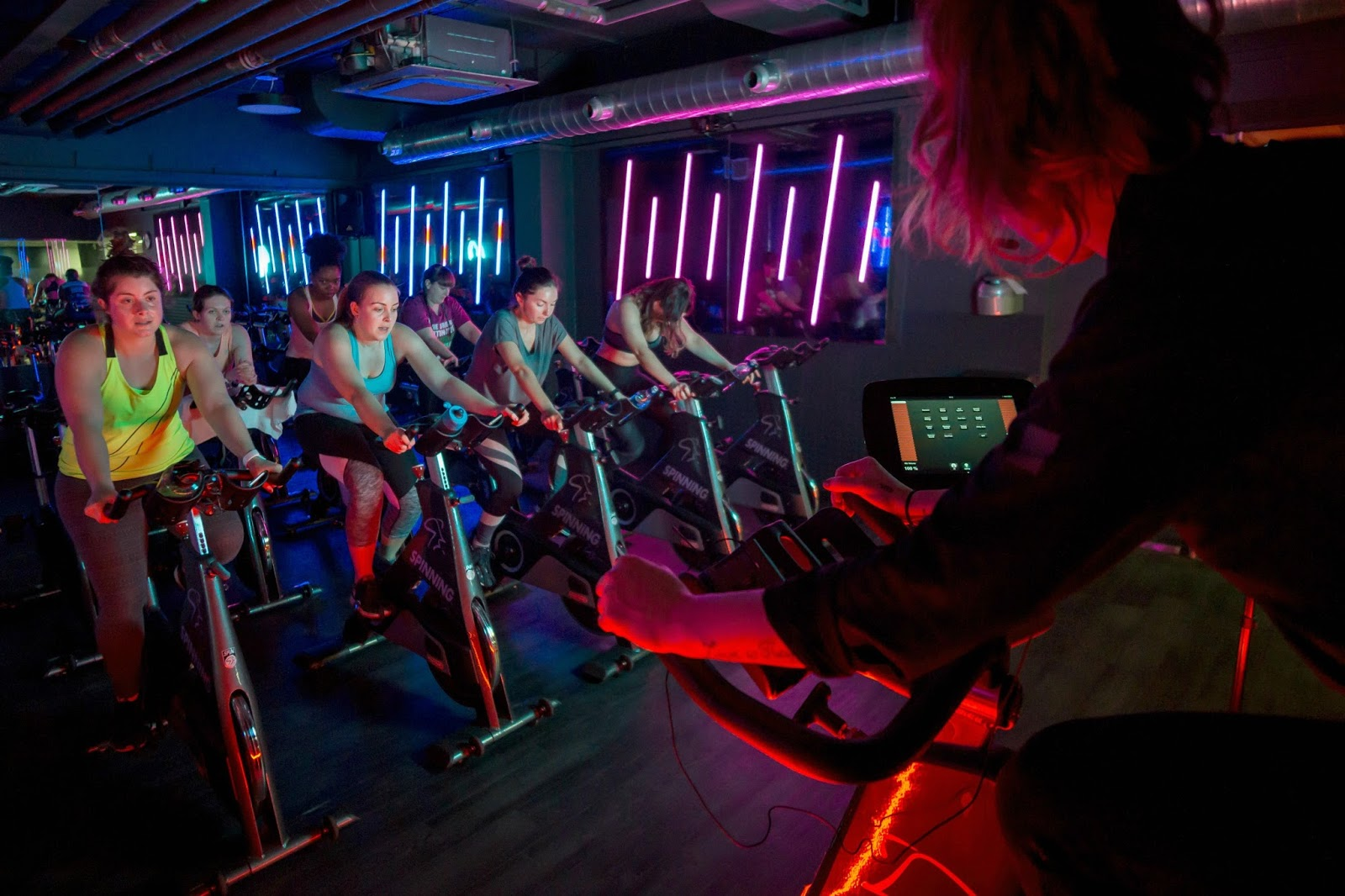 Fitness First Fenchurch Spinning