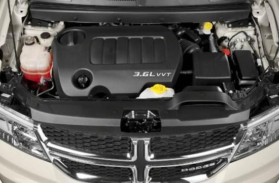2018 Dodge Journey Concept Reliability