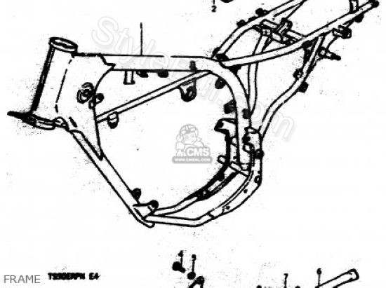 Lịch sử ra đời và phát triển của khung xe môtô