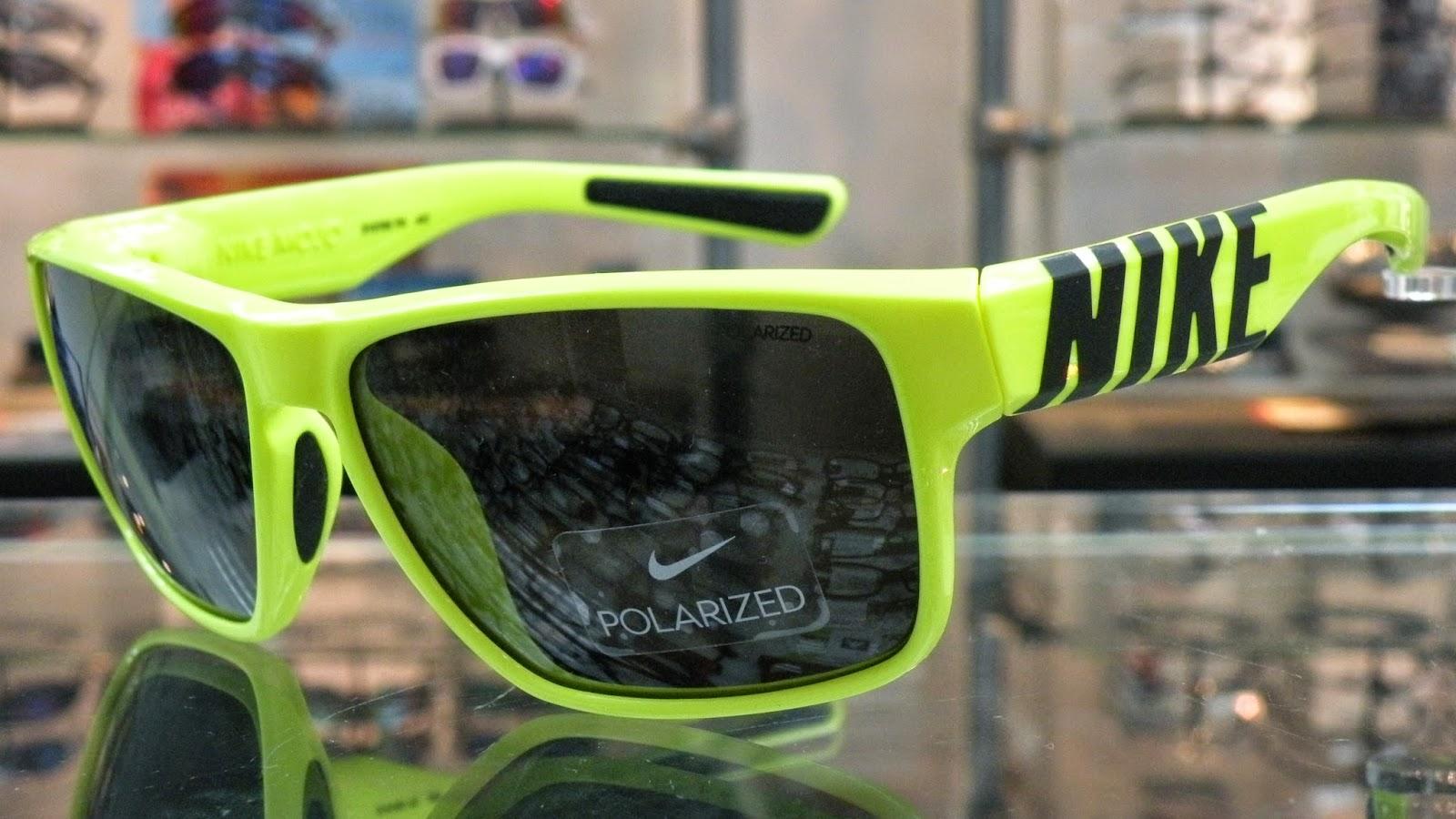 Nike 太陽眼鏡 Sportwear with Zeiss Polarized Lenses