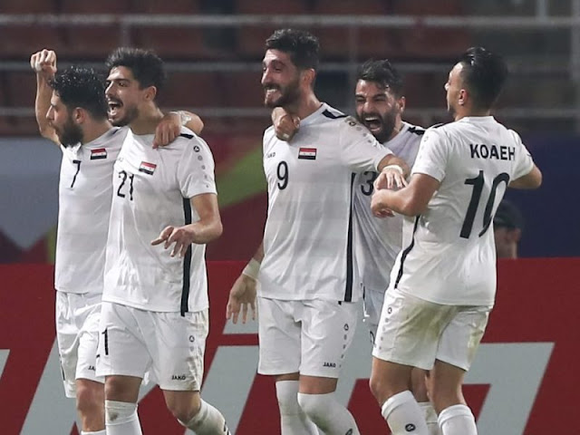 مشاهدة مباراة سوريا واليابان