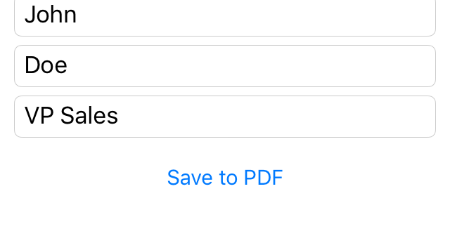 PDF tips & tricks: How to create PDF forms in Xamarin Forms applications